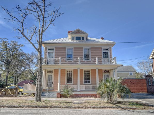 5 bed 2 bath Single Family at 8 S 7th St Wilmington, NC, 28401 is for sale at 350k - 1 of 39