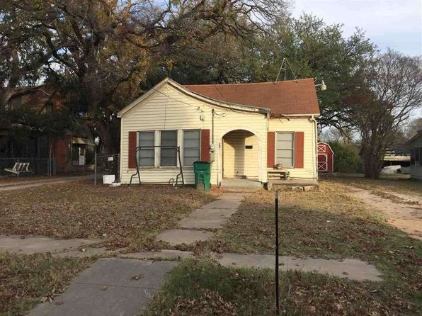 2 bed 1 bath Single Family at 816 Ward St Marlin, TX, 76661 is for sale at 27k - 1 of 13