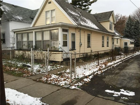 3 bed 2 bath Single Family at 16 Lang St Rochester, NY, 14621 is for sale at 17k - 1 of 5