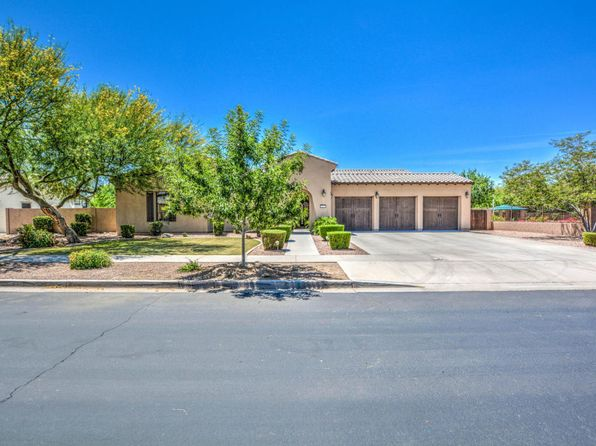 4 bed 3.5 bath Single Family at 20153 E Via Del Rancho Queen Creek, AZ, 85142 is for sale at 498k - 1 of 82