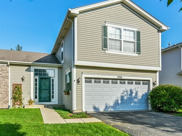 3 bed 3 bath Condo at 2216 Carpenter Ave Plainfield, IL, 60586 is for sale at 185k - 1 of 15