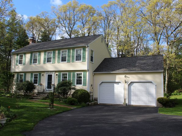 4 bed 2 bath Single Family at 4 Sunny Meadow Ln Westford, MA, 01886 is for sale at 544k - 1 of 15