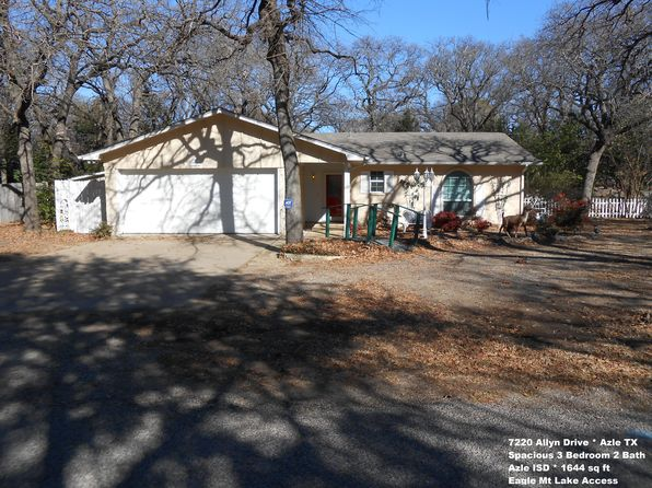 3 bed 2 bath Single Family at 7220 Allyn Dr Azle, TX, 76020 is for sale at 179k - 1 of 33