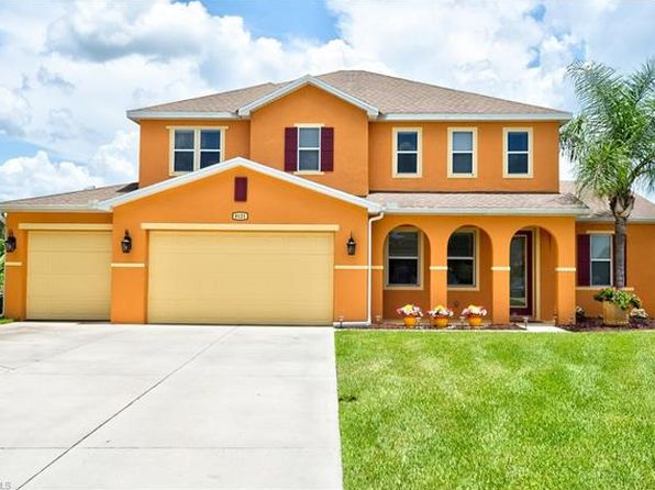 4 bed 3 bath Single Family at 8121 Blue Daze Ct Lehigh Acres, FL, 33972 is for sale at 315k - 1 of 22