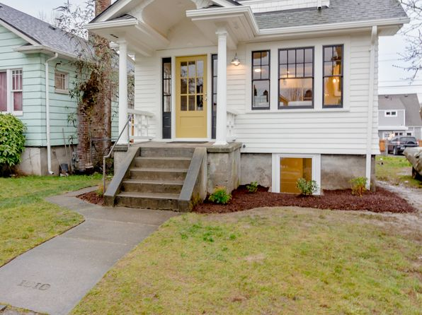 4 bed 2 bath Single Family at 1010 N Steele St Tacoma, WA, 98406 is for sale at 440k - 1 of 26