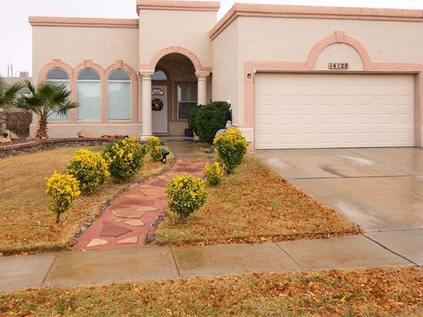 4 bed 2 bath Single Family at 14128 Warren Belin Dr El Paso, TX, 79928 is for sale at 128k - 1 of 30