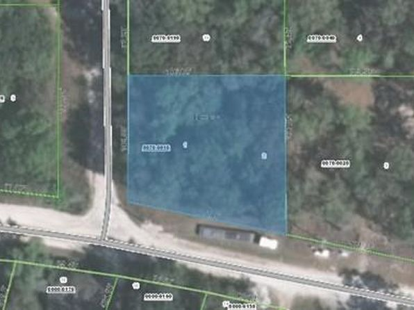 null bed null bath Vacant Land at 0 W Hillsborough Ave Florahome, FL, 32140 is for sale at 30k - google static map