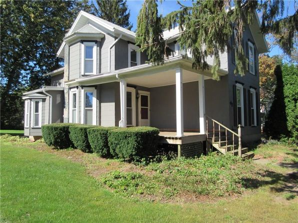 4 bed 2 bath Single Family at 42 N Main St Holley, NY, 14470 is for sale at 45k - google static map