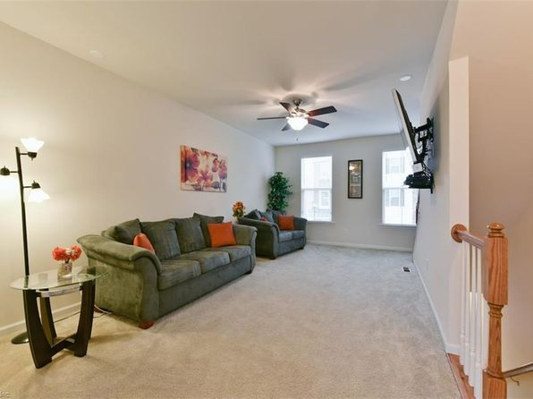 2 bed 3 bath Townhouse at 525 Twine Ln Chesapeake, VA, 23324 is for sale at 220k - 1 of 32