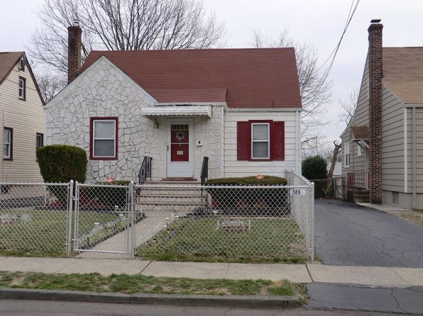 3 bed 1 bath Single Family at 586 CHAPMAN ST HILLSIDE, NJ, 07205 is for sale at 160k - google static map
