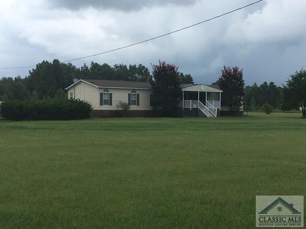 4 bed 2 bath Single Family at 974 Arnoldsville Rd Winterville, GA, 30683 is for sale at 125k - google static map
