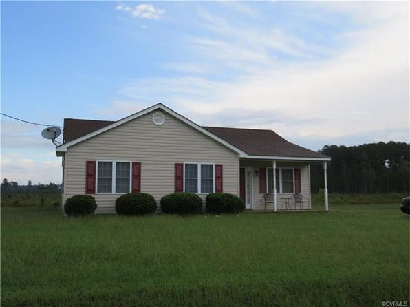 3 bed 2 bath Single Family at 29199 Meadowview Dr Waverly, VA, 23890 is for sale at 95k - 1 of 2