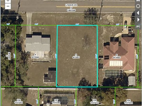 null bed null bath Vacant Land at 11479 LINDEN DR SPRING HILL, FL, 34608 is for sale at 16k - google static map