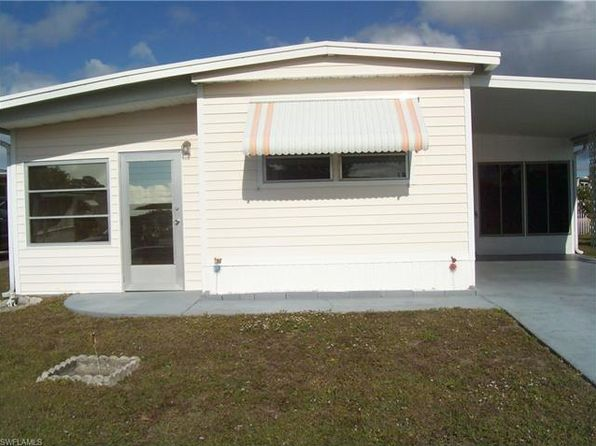 1 bed 1 bath Single Family at 153 OVERLAND TRL NORTH FORT MYERS, FL, 33917 is for sale at 50k - 1 of 2