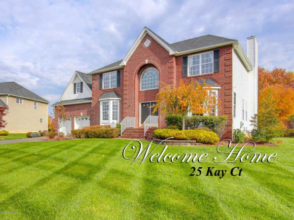 5 bed 4 bath Single Family at 25 Kay Ct Monroe Twp, NJ, 08831 is for sale at 711k - 1 of 80