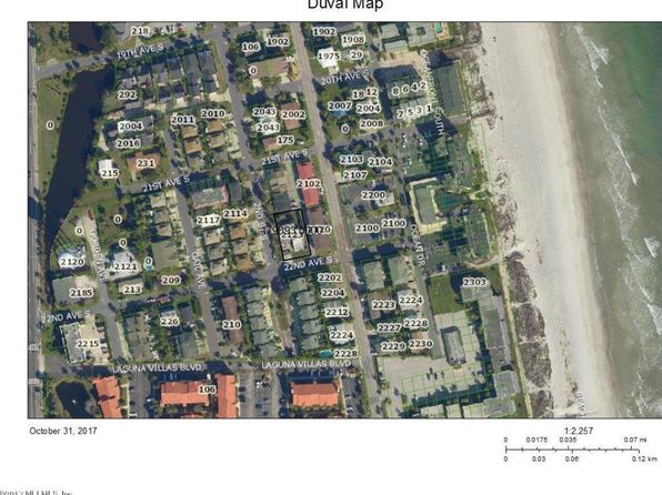 null bed null bath Vacant Land at 2123 2nd St S Jacksonville Beach, FL, 32250 is for sale at 975k - 1 of 8