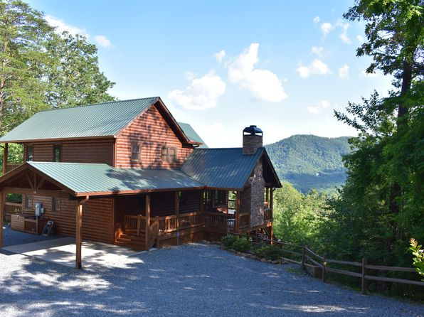 4 bed 4 bath Single Family at 762 Deer Crest Overlook Blue Ridge, GA, 30513 is for sale at 500k - 1 of 35