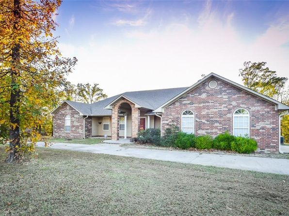 4 bed 2 bath Single Family at 109070 S 4750 Rd Muldrow, OK, 74948 is for sale at 218k - 1 of 29