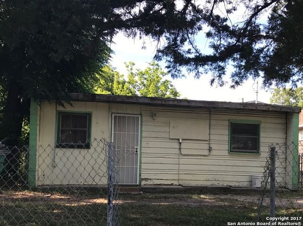 2 bed 1 bath Single Family at 1223 Fenfield Ave San Antonio, TX, 78211 is for sale at 51k - google static map