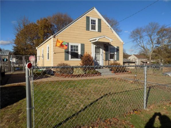 2 bed 1 bath Single Family at 25 Cedar St Johnston, RI, 02919 is for sale at 179k - 1 of 15
