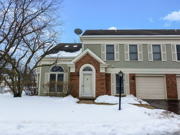 2 bed 2 bath Townhouse at 2526 E Hunter Dr Arlington Heights, IL, 60004 is for sale at 219k - 1 of 24