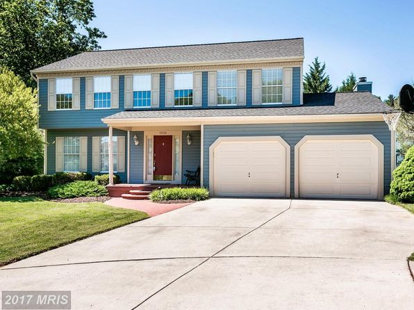 4 bed 3 bath Single Family at 1210 Maple Leaf Ct Cockeysville, MD, 21030 is for sale at 535k - 1 of 30