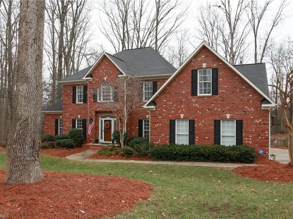 4 bed 4 bath Single Family at 8500 Rosedale Dr Oak Ridge, NC, 27310 is for sale at 437k - 1 of 30