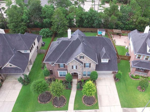 4 bed 4 bath Single Family at 18010 Crescent Royale Way Humble, TX, 77346 is for sale at 355k - 1 of 32