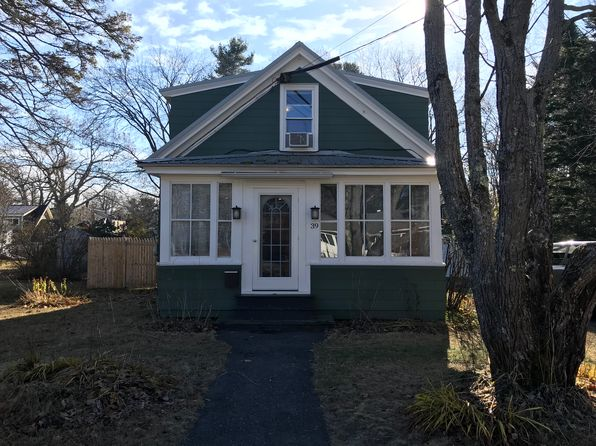 3 bed 2 bath Single Family at 39 Boody St Brunswick, ME, 04011 is for sale at 285k - 1 of 25