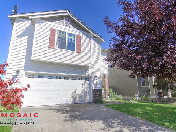 4 bed 3 bath Single Family at 17815 19th Avenue Ct E Spanaway, WA, 98387 is for sale at 300k - 1 of 26