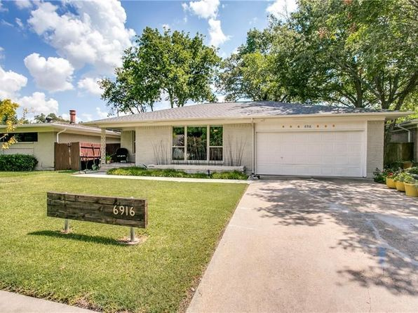 3 bed 2 bath Single Family at 6916 Wake Forrest Dr Dallas, TX, 75214 is for sale at 420k - 1 of 25