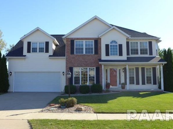 3 bed 3 bath Single Family at 5312 N Castleberry Dr Peoria, IL, 61615 is for sale at 215k - 1 of 36