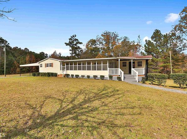3 bed 2 bath Mobile / Manufactured at 2444 ALLIE RD GREENVILLE, GA, 30222 is for sale at 130k - 1 of 36