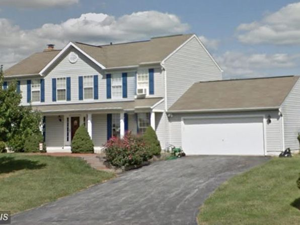 4 bed 3 bath Single Family at 8 Coldstream Ct Boonsboro, MD, 21713 is for sale at 195k - google static map