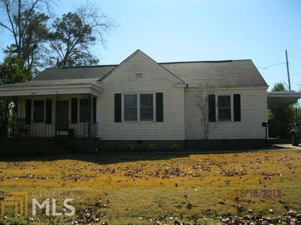 3 bed 1 bath Single Family at 428 3rd Ave SW Thomaston, GA, 30286 is for sale at 89k - google static map
