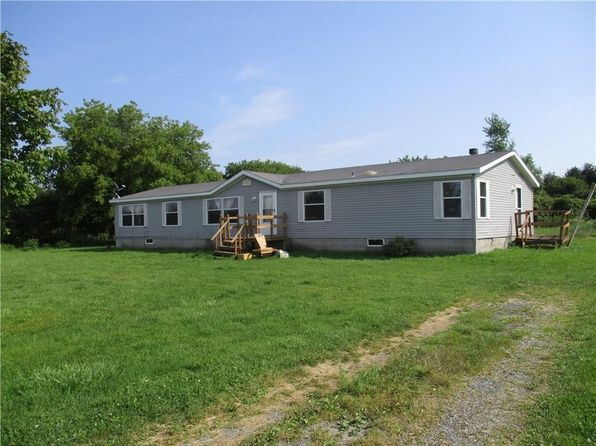3 bed 2 bath Mobile / Manufactured at 2353 Schroo Rd Clifton Springs, NY, 14432 is for sale at 125k - 1 of 11