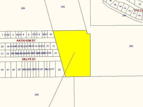 null bed null bath Vacant Land at 0 Delys and Kathi Kim Cocoa, FL, 32922 is for sale at 395k - google static map