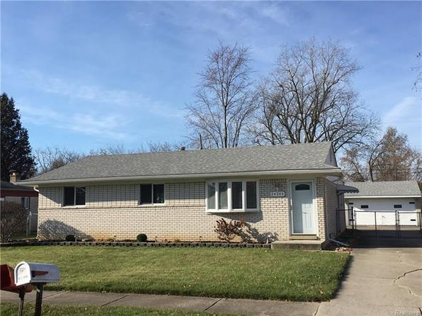 3 bed 1 bath Single Family at 24244 Woodland Dr Flat Rock, MI, 48134 is for sale at 157k - 1 of 18