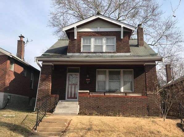 3 bed 1 bath Single Family at 4318 Dewey Ave Saint Louis, MO, 63116 is for sale at 113k - google static map