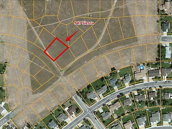 null bed null bath Vacant Land at 947 Siesta Billings, MT, 59105 is for sale at 59k - google static map