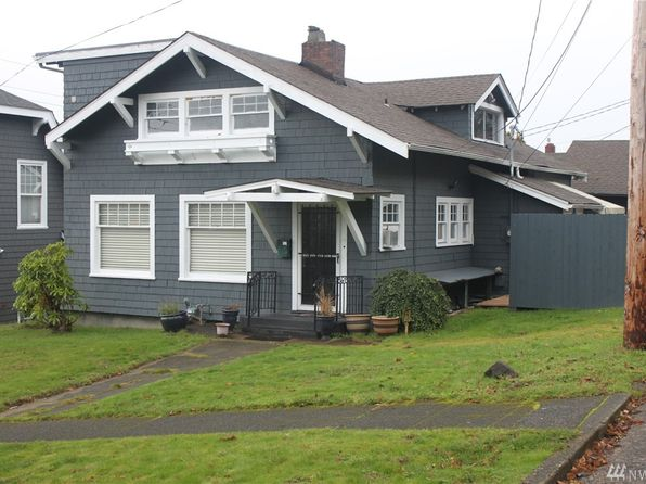 4 bed 1 bath Single Family at 3011 N Warner St Tacoma, WA, 98407 is for sale at 399k - 1 of 20