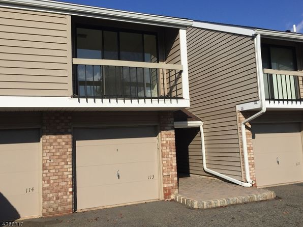 1 bed 1 bath Townhouse at 113 Overlook Dr Clinton, NJ, 08809 is for sale at 115k - 1 of 6