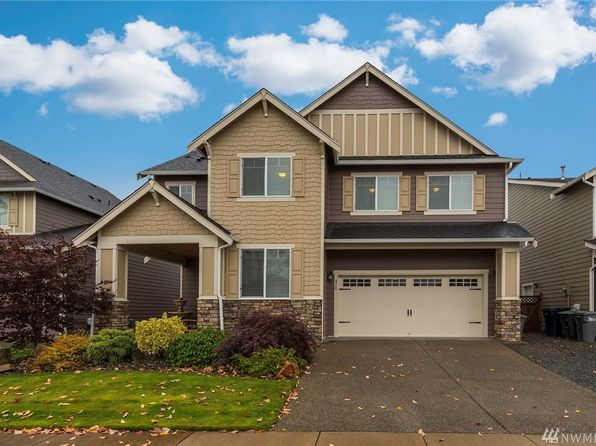 4 bed 2.5 bath Single Family at 418 Petersen Dr E Enumclaw, WA, 98022 is for sale at 435k - 1 of 25