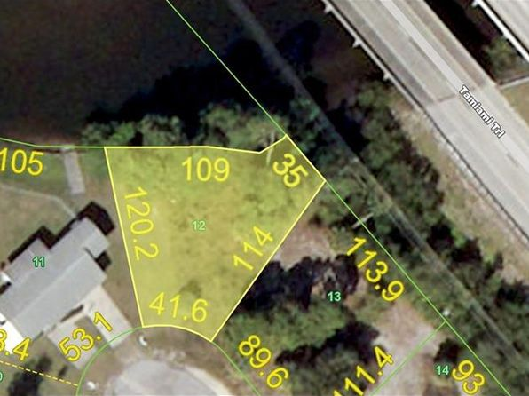 null bed null bath Vacant Land at 5800 ACLA VISTA DR PUNTA GORDA, FL, 33950 is for sale at 29k - google static map