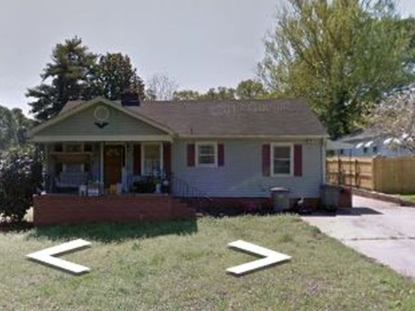 5 bed 2 bath Single Family at 38 N HAVEN DR GREENVILLE, SC, 29617 is for sale at 104k - google static map