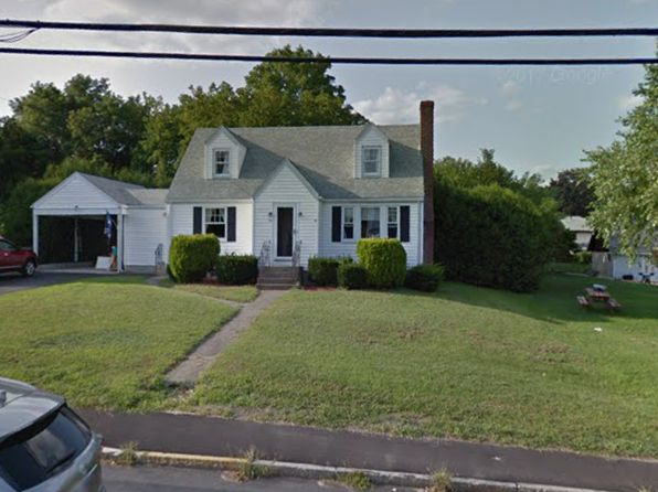 3 bed 1 bath Single Family at 45 WATER ST MILFORD, MA, 01757 is for sale at 265k - google static map
