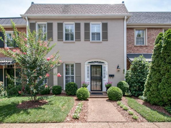 3 bed 3 bath Townhouse at 4400 Belmont Park Ter Nashville, TN, 37215 is for sale at 435k - 1 of 27