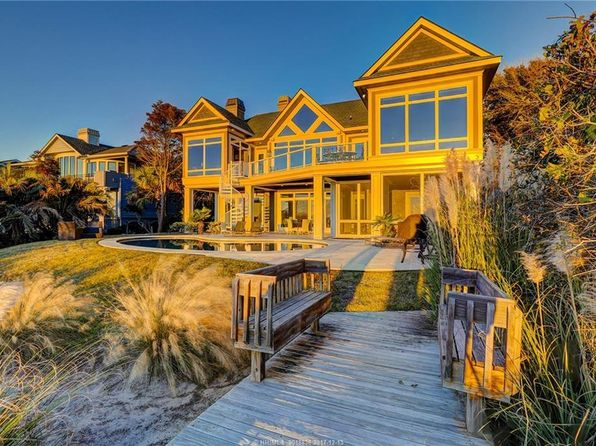 6 bed 9 bath Single Family at 11 Iron Clad Hilton Head Island, SC, 29928 is for sale at 4.00m - 1 of 49