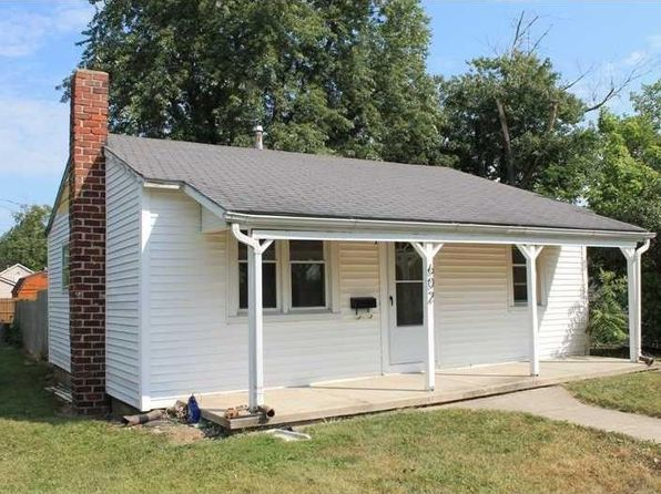 2 bed 1 bath Single Family at 602 Wilson Ave Crawfordsville, IN, 47933 is for sale at 52k - 1 of 22