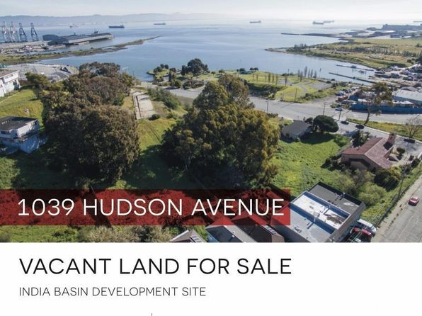null bed null bath Vacant Land at 1039 Hudson Ave San Francisco, CA, 94124 is for sale at 290k - 1 of 5